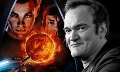 Vai ter sangue!   Tarantino pode dirigir futuro projeto de Star Trek