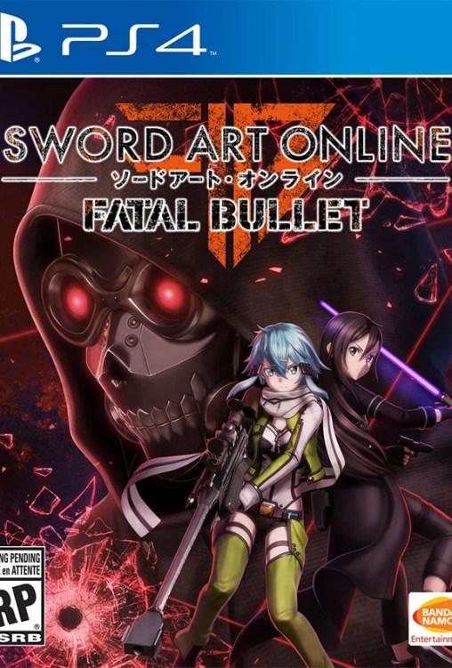 Bandai libera vídeo com a abertura de Sword Art Online: Fatal Bullet