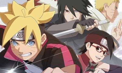 Boruto: Naruto Next Generations tem poster da nova temporada é revelado