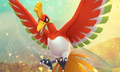 Lendário Ho-Oh ficará disponível por mais tempo em Pokémon GO