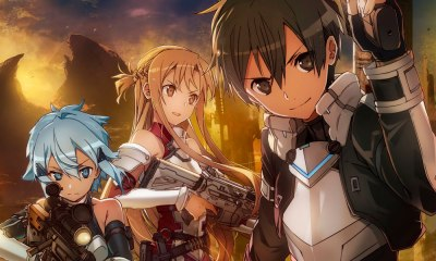 Novo trailer de Sword Art Online: Fatal Bullet mostra personagens e gameplay