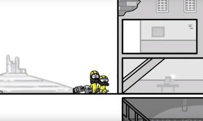 Breaking Bad comemora 10 anos e ganha animação de um minuto
