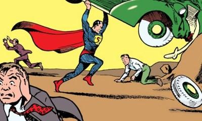 História dos Quadrinhos | Era de Ouro Pt. I: Superman