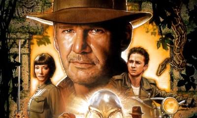 Steven Spielberg planeja rodar novo filme de Indiana Jones em 2019