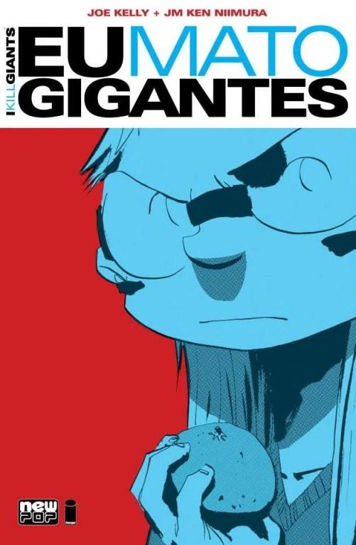 Adaptação da graphic novel I Kill Giants (Eu Mato Gigantes) para o cinema ganha trailer oficial