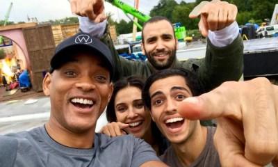 Filmagens do live-action de Aladdin foram finalizadas! Confira as novidades