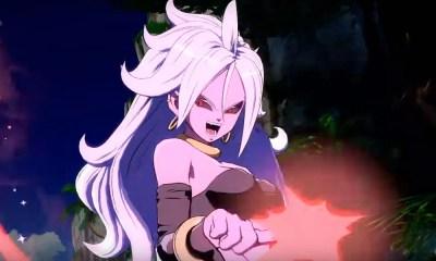 Trailer de Dragon Ball FighterZ com gameplay de Majin Android 21 é revelado pela Bandai Namco