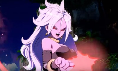 Trailer de Dragon Ball FighterZ com gameplay de Majin Android 21 é revelado pela Bandai Namco