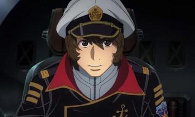 Space Battleship Yamato 2202 | 5º filme tem poster oficial divulgado