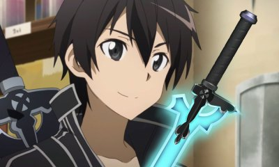 Empresa lança réplica incrível da Elucidator, espada do personagem Kirito de Sword Art Online
