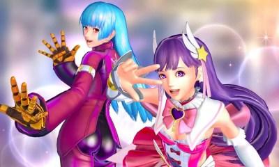 Musas de KoF surgem no novo game SNK Heroines: Tag Team Frenzy