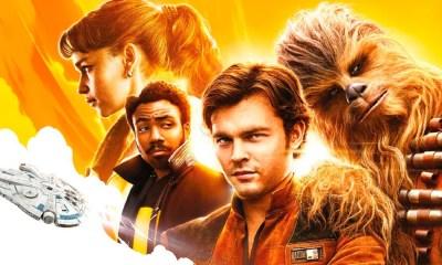 Primeiras reações ao filme Solo: Uma História Star Wars são positivas