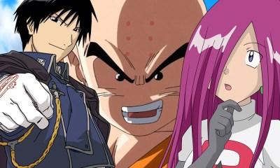 Os personagens secundários dos animes que mereciam um spin-off
