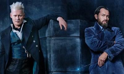 Romance entre Dumbledore e Grindelwald não será abordado em Animais Fantásticos 2