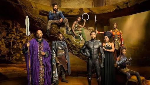 'Pantera Negra' bate recordes em lançamento na América do Norte