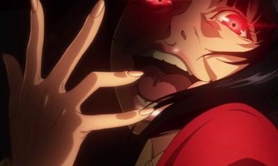 Original Netflix, Kakegurui tem 2ª temporada anunciada
