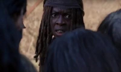 Michonne protagoniza o novo teaser do retorno de The Walking Dead. Confira!
