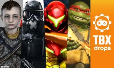 TBX Drops | Os destaques da semana no mundo dos games