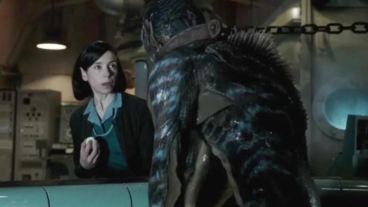 Review TBX   A Forma da Água: Uma obra prima de Guillermo Del Toro