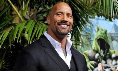 Dwayne Johnson, o 'The Rock', revela estar motivado pela bilheteria de Pantera Negra