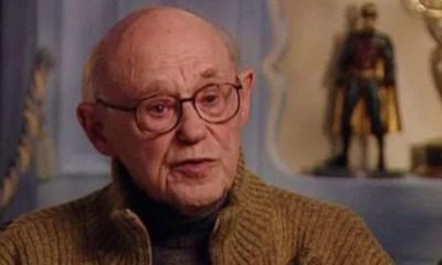 Adeus, Benjamin Melniker   Produtor dos filmes do Batman morre aos 104 anos