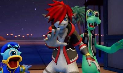Kingdom Hearts III ganha trailer focado em mundo de Monstros S.A.
