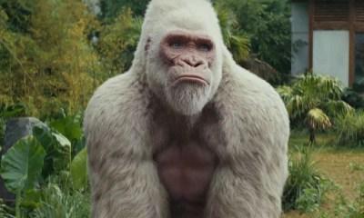 Rampage ganha 2º trailer focado na história. Confira!