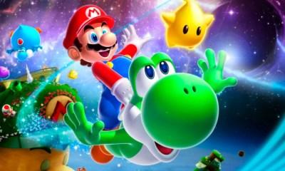 Nintendo confirma produção do filme do universo de Super Mario
