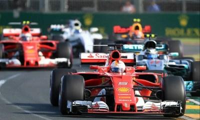 Netflix irá produzir série documental de Fórmula 1