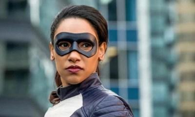 Iris West aparece como super-heroína em vindouro episódio de Flash. Confira!