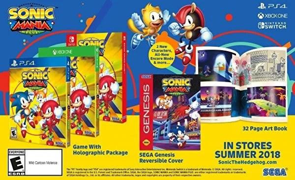 Conheça a nova animação da SEGA — Sonic Mania Adventures