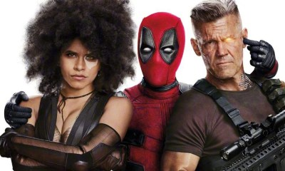 Deadpool 2 ganha novo poster com Domino e Cable