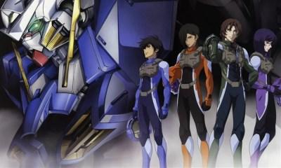 Gundam 00   3° temporada do anime é anunciada!