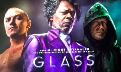 Glass   Primeira imagem promocional e trailer são revelados na CinemaCon