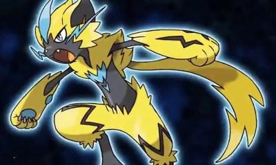 Zeraora | Pokémon Ultra Sun e Moon ganha um novo lendário. Confira!