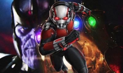 Vingadores 4 | Homem-Formiga poderá ser decisivo na derrota de Thanos