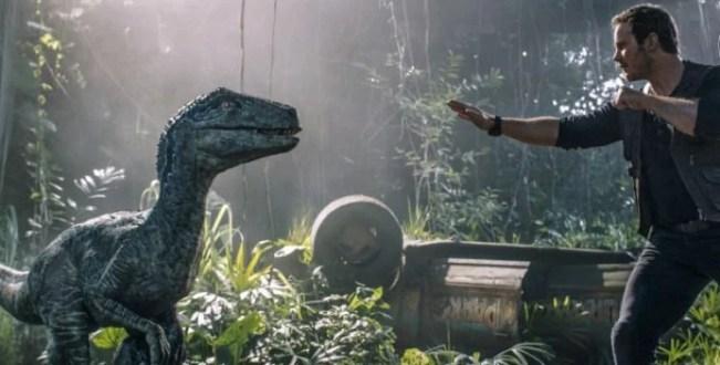 Jurassic World: Reino Ameaçado será lançado uma semana antes no Brasil