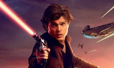 Han Solo: Uma História Star Wars deve arrecadar mais de US$ 160 milhões