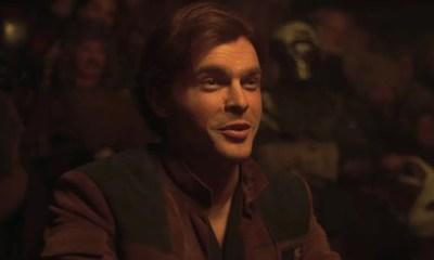Han Solo: Uma História Star Wars | Lando e Solo disputam a Millennium Falcon em novo teaser