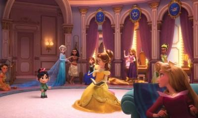 WiFi Ralph   Disney divulga primeira imagem de todas as princesas reunidas