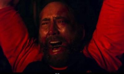 Mandy | Nicolas Cage é torturado em uma seita religiosa em novo filme