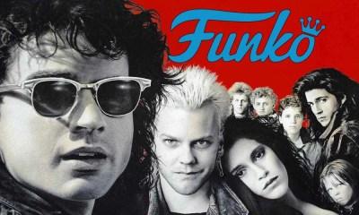 Funko Pop! | Colecionáveis do clássico Garotos Perdidos chegarão em julho