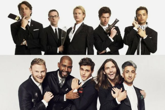 Review de Queer Eye Season 1 e 2. Empodere-se dessa série