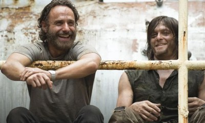 Norman Reedus publica foto de despedida para Andrew Lincoln e segue rumo ao protagonismo de The Walking Dead
