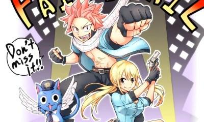 Fairy Tail City Hero | Novo mangá spin-off é anunciado por Hiro Mashima