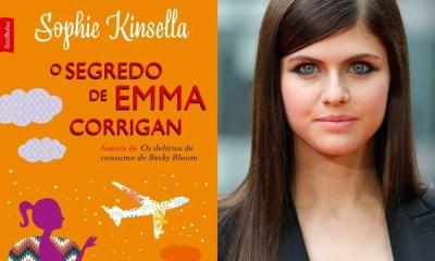 O Segredo de Emma Corrigan, de Sophie Kinsella, ganhará versão cinematográfica