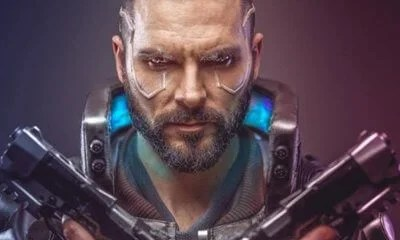 Cosplayers recriam V, protagonista de Cyberpunk 2077