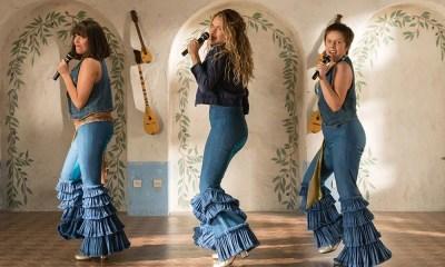 Mamma Mia 2: Trilha sonora do filme lidera vendas no Reino Unido