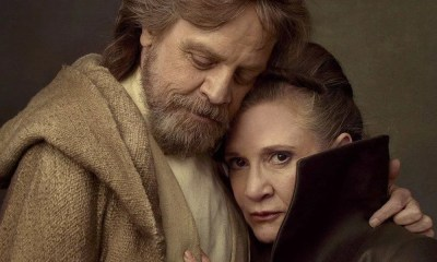 Star Wars: Episódio IX | Disney confirma retorno de Mark Hamill e Carrie Fisher