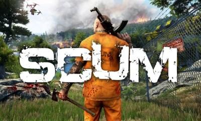 SCUM   Game hardcore de sobrevivência entra em acesso antecipado